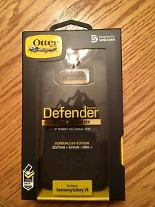 OTTER Box Defender For Samsung Galaxy S8