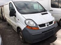 Renault Trafic 1.9 dci 6 speed gearbox parts