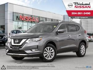 2017 Nissan Rogue SV AWD , Back UP CAM , Alloys