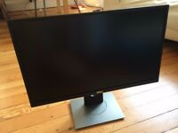 DELL Full HD LED Monitor, black (P2417H 23.8-Inch, 23.8'') - condition as NEW