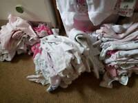 Mothercare prem tiny baby clothes