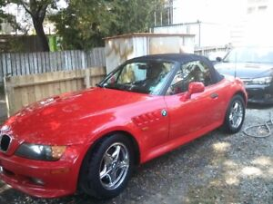 1996 BMW Z3 Convertible  Excellent Condition Emission PASSED