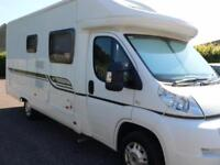 Bessacarr Motorhome E450 Fixed bed low miles