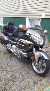 Honda Goldwing GL1800A ABS  Dont Look without WIFES OK