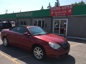 2008 Chrysler Sebring Touring**CONVERTIBLE**MINT**CERTIFIED**
