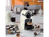 Brand New Boxed Nespresso Inissia Magimix coffee maker