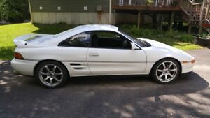 1993 Toyota MR2 GT Coupe (2 door)