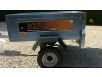 Car trailer - erde 102