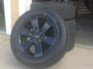 Pirelli scorpion tires and Rims for F-150.