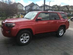 2014 Toyota 4Runner SR5 SUV, Crossover, 7Seater, Towing Package