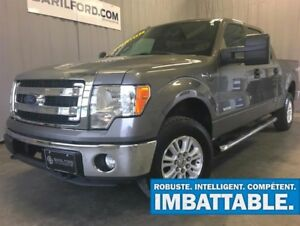 "Ford F-150 4WD SuperCrew 157"" 2013"