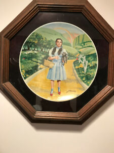 Wizard of Oz, Bradford Exchange Collector Plate