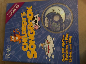 Childrens song book Readers Digest