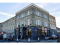 Part -time Kitchen Porter required in North London Bar & Grill