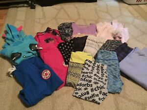 Girls clothing lot.