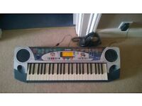 Yamaha PSR-160 electronic keyboard £20
