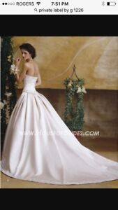 Beautiful Private Label by G wedding dress