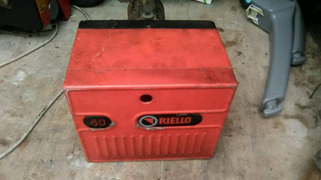 Riello 40 burnerin Carrickfergus, County AntrimGumtree - Fully reconditioned 3 months warrantyCan be fitted at extra cost by a oftec trained heating engineerReddy to fitOther burners and parts in stockNo time Wasters
