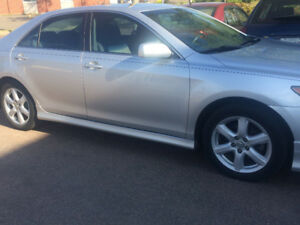 2008 CAMRY SE--SUNROOF, 4 cyl *** REDUCED PRICE*** Urgent sale