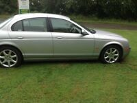 Jaguar s type. £1395
