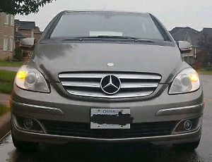 2007 Mercedes Benz B200 turbo- Good condition -Panoramic sunroof