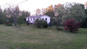 Cute 2 Bedroom Country Home on large lot - 1.73 acres