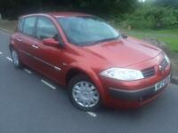 2005 Renault Megane 1.5 dci expression 5 door # £30 Tax model ! Cheap insurance # 70 mpg!