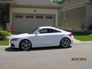 2012 Audi TT 2.0T S Line Coupe (2 door)