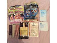 Beauty bundle minis/samples