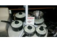 Brand new tower pans 6 pieces set high quality