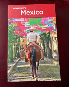 Frommer's travel guide to Mexico