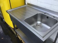 Stain Steel commercial Sink