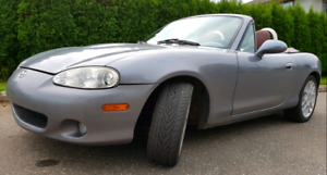 2002 Mazda MX-5 Miata Special Edition -OPEN TO OFFERS