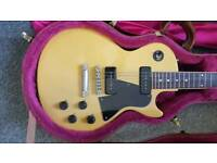 Gibson Les Paul Special 1996 TV yellow