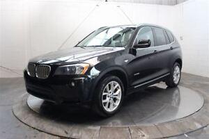 2014 BMW X3 XDRIVE TOIT PANO CUIR NAVI XENON
