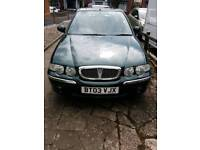 Rover 45, 03 Reg Green 75k miles excellent condition