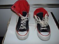 CONVERSE STYLE TRAINERS