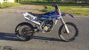 Yz250f NEED GONE