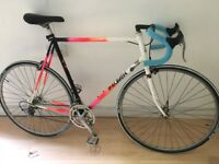 Raleigh Vitesse retro road bike (reynolds 531)
