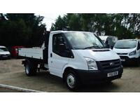 2012 FORD TRANSIT TIPPER 2.2 TDCI T350 RWD LWB Single Cab ALLOY BODY
