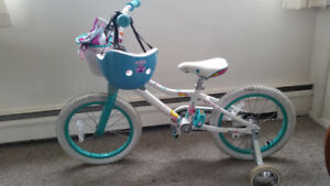 9.9 new girl Bike---excellent quality