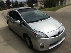 2011 Toyota Prius Tech Package Hatchback