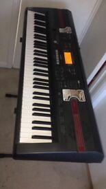 76 key Casio Keyboard with Stand