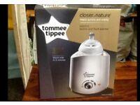 🌟BNIB Tommee Tippee Electric Bottle Warmer🌟