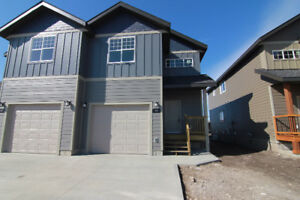 BRAND NEW Half Duplex with High End Finishings in Spruce Grove!