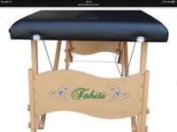 Tahiti Sapphire Massage Table