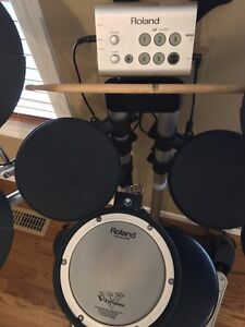Roland Electric Drum Set / Kit HD-1 PAK