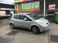 Mitsubishi Colt 1.1 Mirage 1 years mot and warranty. Great car for a new driver