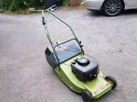 hayter harrier 2 selfdrive mower