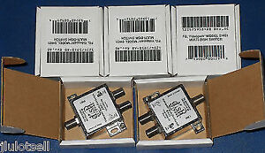 SW-21 SATELLITE SWITCHES BRAND NEW IN THE BOX !!